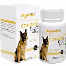 Condrix Dog Tabs Organnact