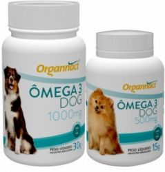 Ômega 3 Dog Organnact